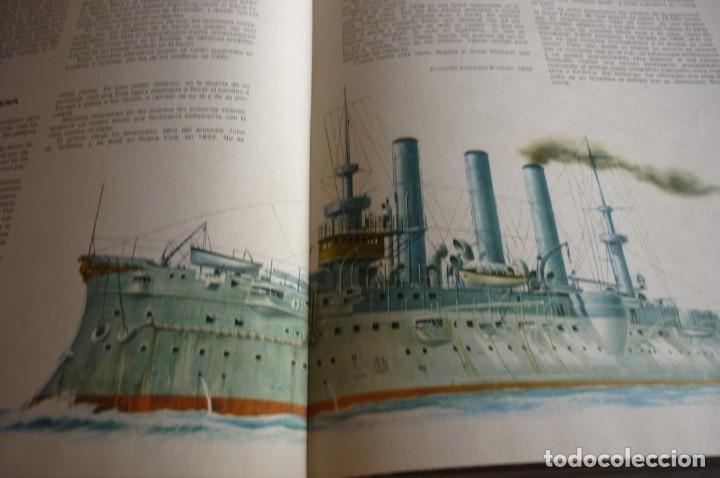 Libros de segunda mano: BARCOS DE HOY. PLAZA & JANES - Foto 4 - 168375468