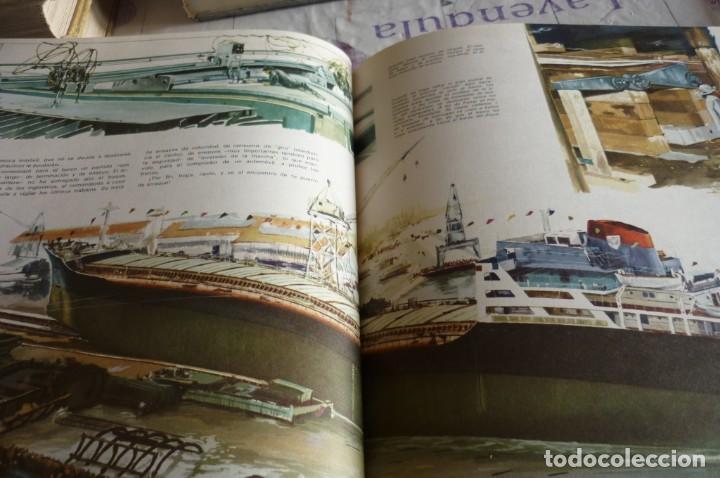 Libros de segunda mano: BARCOS DE HOY. PLAZA & JANES - Foto 5 - 168375468