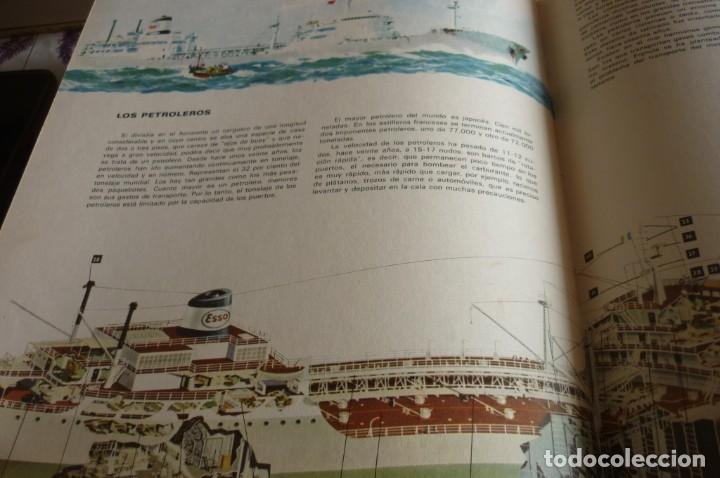 Libros de segunda mano: BARCOS DE HOY. PLAZA & JANES - Foto 6 - 168375468