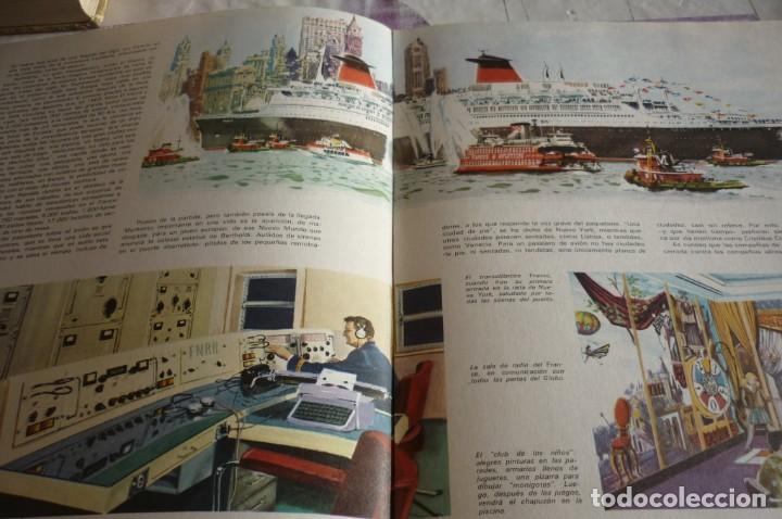 Libros de segunda mano: BARCOS DE HOY. PLAZA & JANES - Foto 13 - 168375468