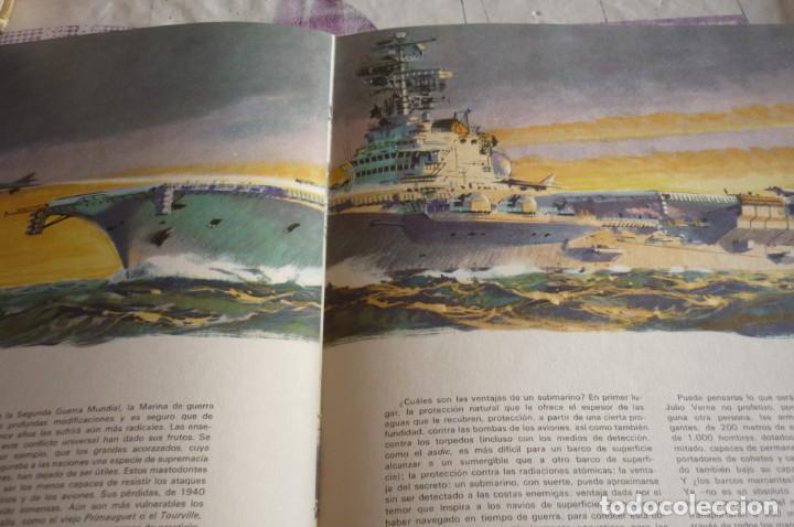 Libros de segunda mano: BARCOS DE HOY. PLAZA & JANES - Foto 14 - 168375468