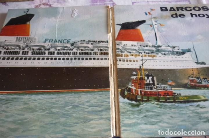 Libros de segunda mano: BARCOS DE HOY. PLAZA & JANES - Foto 16 - 168375468