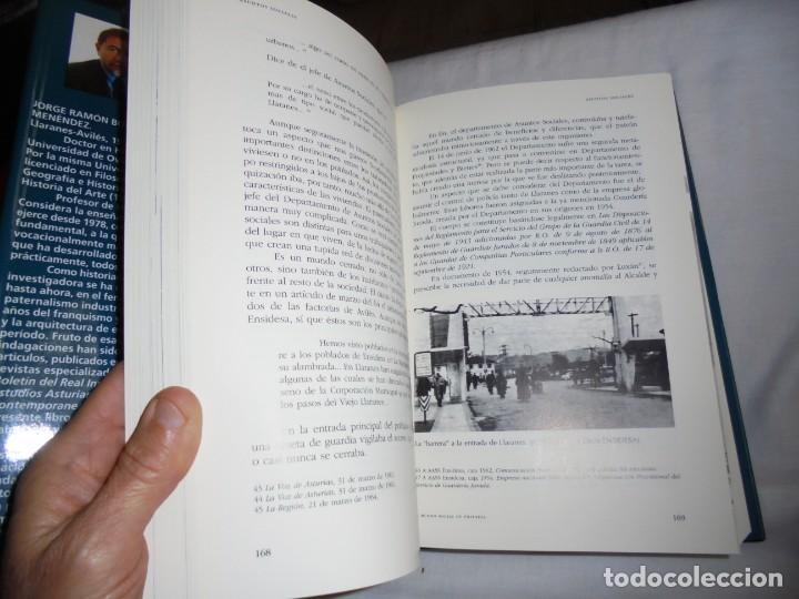 Libros de segunda mano: EL MUNDO SOCIAL DE ENSIDESA.JORGE BOGAERTS.EDICIONES AZUCEL 2000.-1ª EDICION - Foto 19 - 168375964