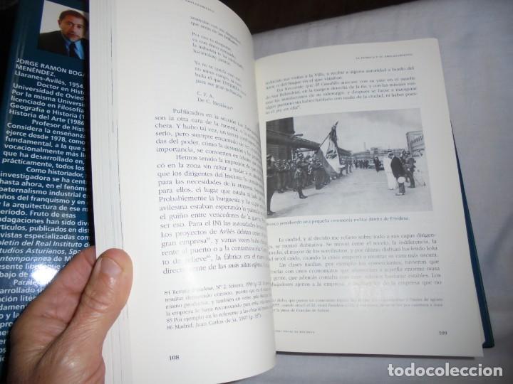 Libros de segunda mano: EL MUNDO SOCIAL DE ENSIDESA.JORGE BOGAERTS.EDICIONES AZUCEL 2000.-1ª EDICION - Foto 22 - 168375964