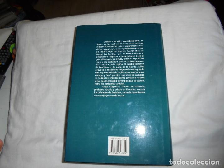 Libros de segunda mano: EL MUNDO SOCIAL DE ENSIDESA.JORGE BOGAERTS.EDICIONES AZUCEL 2000.-1ª EDICION - Foto 24 - 168375964