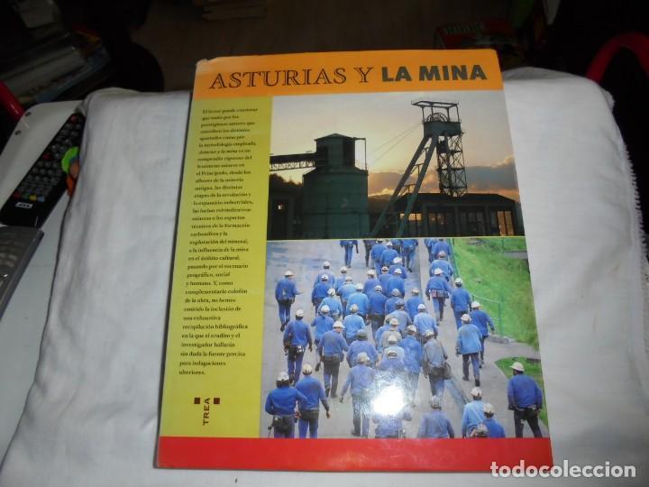 Libros de segunda mano: ASTURIAS Y LA MINA.VARIOS AUTORES.EDICIONES TREA.COLECCION MAYOR 2000.-1ª EDICION - Foto 2 - 168377196