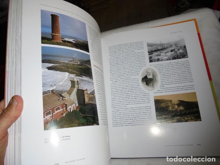 Libros de segunda mano: ASTURIAS Y LA MINA.VARIOS AUTORES.EDICIONES TREA.COLECCION MAYOR 2000.-1ª EDICION - Foto 9 - 168377196