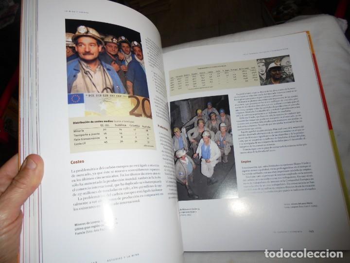 Libros de segunda mano: ASTURIAS Y LA MINA.VARIOS AUTORES.EDICIONES TREA.COLECCION MAYOR 2000.-1ª EDICION - Foto 13 - 168377196