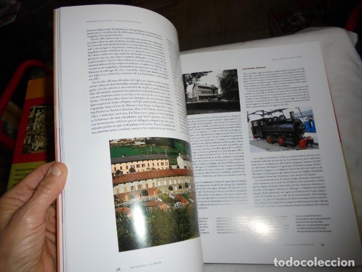 Libros de segunda mano: ASTURIAS Y LA MINA.VARIOS AUTORES.EDICIONES TREA.COLECCION MAYOR 2000.-1ª EDICION - Foto 20 - 168377196