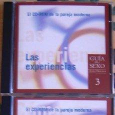 Libros de segunda mano: CD- ROM - GUÍA DEL SEXO- ANNE HOPPER (3 VOLUMENES). Lote 168380512