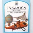 Libros de segunda mano: LA AVIACIÓN A TRAVÉS DE LOS TIEMPOS / STEVE PARKER & LUCIANO CORBELLA / PLAZA-JANÉS 1990. Lote 168383416