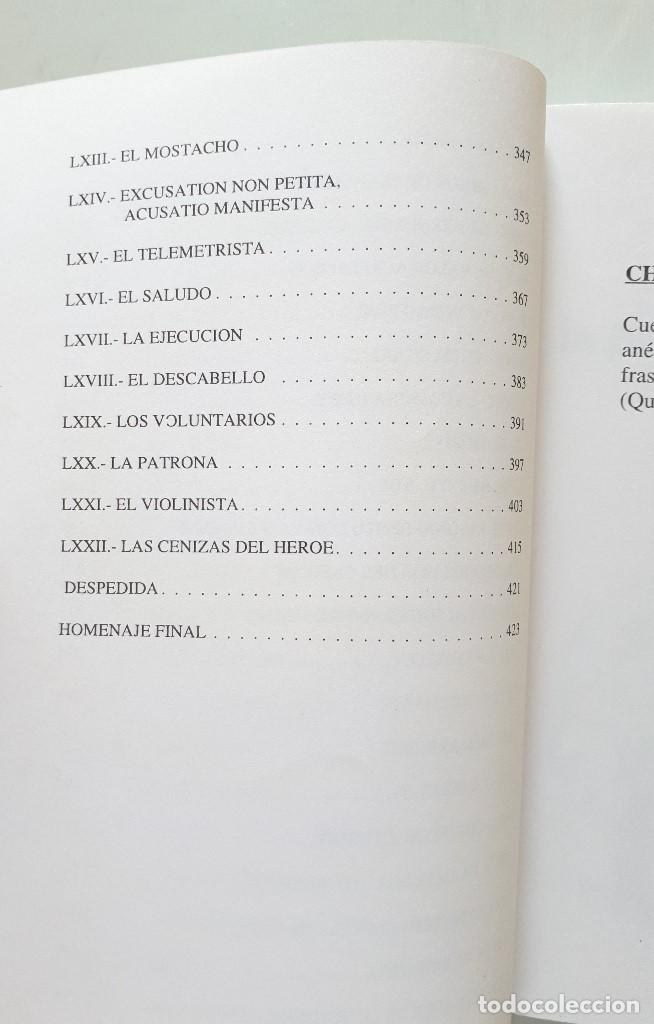 Libros de segunda mano: CHASCARRILLOS MILITARES / LUIS ESQUIROZ MEDINA 1995 - Foto 9 - 168384404