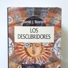Libros de segunda mano: DANIEL J. BOORSTIN / LOS DESCUBRIDORES / CRÍTICA 1986. Lote 168384688