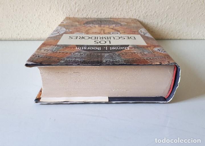Libros de segunda mano: DANIEL J. BOORSTIN / LOS DESCUBRIDORES / CRÍTICA 1986 - Foto 5 - 168384688