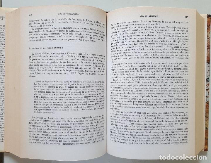 Libros de segunda mano: DANIEL J. BOORSTIN / LOS DESCUBRIDORES / CRÍTICA 1986 - Foto 9 - 168384688