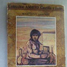 Livres d'occasion: VIDA POPULAR EN CASTILLA Y LEÓN A TRAVÉS DEL ARTE (EDAD MEDIA). MARCIANO SÁNCHEZ. Lote 168441388