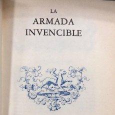 Second hand books - LA ARMADA INVENCIBLE. GRANDES BATALLAS NAVALES. CIRCULO DE AMIGOS DE LA HISTORIA. MADRID, 1976. - 168455248