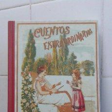 Libros de segunda mano: CUENTOS EXTRAORDINARIOS S. CALLEJA, EDITORIAL EDAF S.A.. Lote 168474400