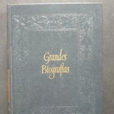 Libros de segunda mano: GRANDES BIOGRAFÍAS ELECCIONES WINSTON CHURCHILL CHARLES LEECHER Y RAMÓN Y CAJAL. Lote 168479492