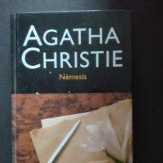 Libros de segunda mano: AGATHA CHRISTIE NÉMESIS. Lote 168481732