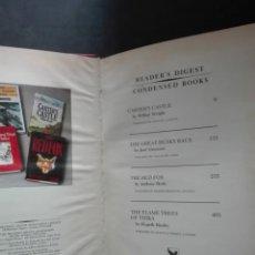 Libros de segunda mano: SELECCIONES READER DIGEST CARTER CASTLE. Lote 168481964