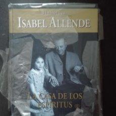 Libros de segunda mano: ISABEL ALLENDE LA CASA DELOS ESPÍRITUS. Lote 168482144