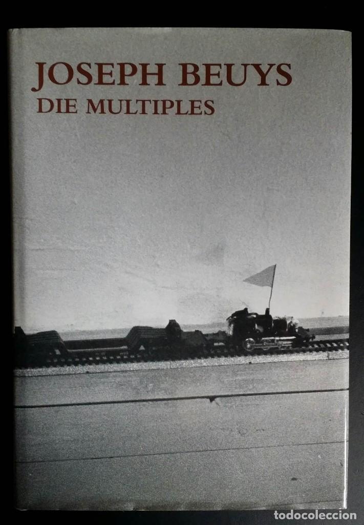 JOSEPH BEUYS, CATALOGO RAZONADO DE MÚLTIPLES, SCHELLMANN (Libros de Segunda Mano - Bellas artes, ocio y coleccionismo - Otros)