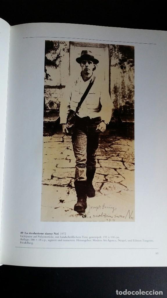 Libros de segunda mano: Joseph BEUYS, CATALOGO RAZONADO de Múltiples, SCHELLMANN - Foto 7 - 168494216
