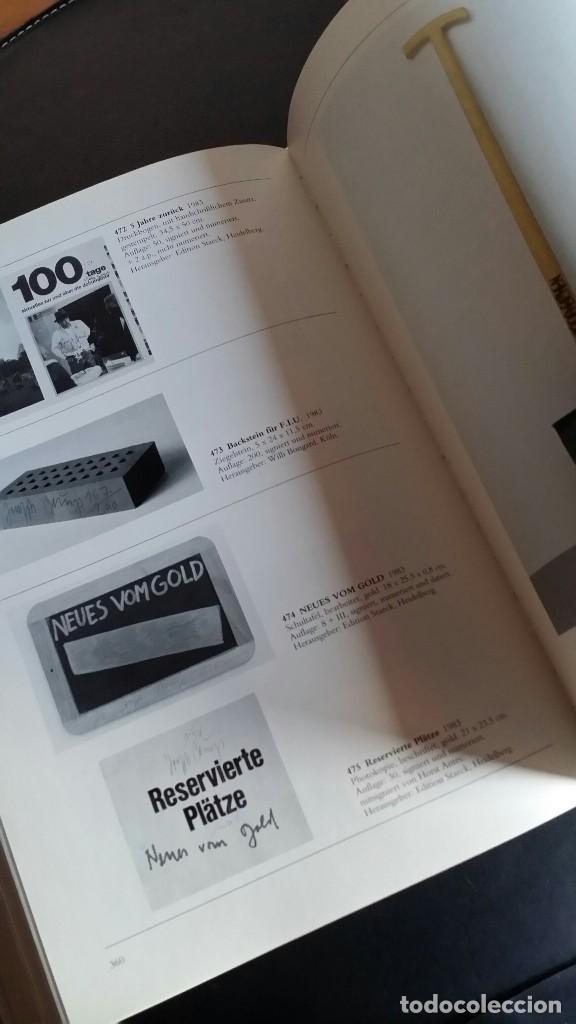 Libros de segunda mano: Joseph BEUYS, CATALOGO RAZONADO de Múltiples, SCHELLMANN - Foto 10 - 168494216