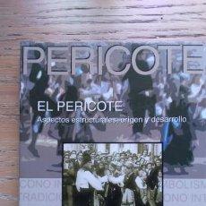 Libros de segunda mano: EL PERICOTE.ASPECTOS ESTRUCTURALES,ORIGEN Y DESARROLLO.LLANES. FERNANDO M. DE LA PUENTE Y Mª ISABEL. Lote 168509800