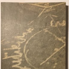 Libros de segunda mano: PUNT DE CONFLUÈCIA. JOSEPH BEUYS DÜSSELDORF 1962-1987. Lote 168521444