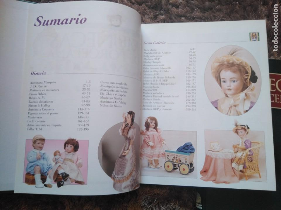 Libros de segunda mano: Muñecas de Porcelana - Foto 5 - 168542872