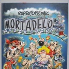 Libros de segunda mano: MORTADELO SUPERTOPCOMIC Nº9 - IBAÑEZ, FRANCISCO. Lote 168588229