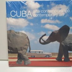 Libros de segunda mano: CUBA. ARTE CONTEMPORÁNEO. - SOSA, SANDRA. Lote 168588337