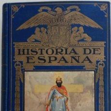 Libros de segunda mano: HISTORIA DE ESPAÑA - POR AGUSTÍN BLÁNQUEZ FRAILE -EDITORIAL RAMÓN SOPERA - AÑO 1943. Lote 168605504