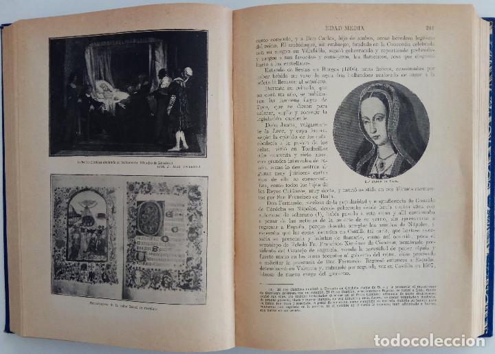 Libros de segunda mano: HISTORIA DE ESPAÑA - POR AGUSTÍN BLÁNQUEZ FRAILE -EDITORIAL RAMÓN SOPERA - AÑO 1943 - Foto 3 - 168605504