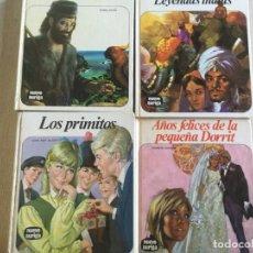 Libros de segunda mano: LOTAZO LIBROS JUVENILES AURIGA. Lote 168610840