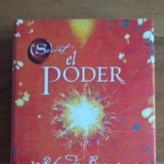 Libros de segunda mano: THE SECRET EL PODER DE RHONDA BYRNE. Lote 168611762