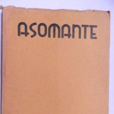 Libros de segunda mano: ASOMANTE 1. SAN JUAN DE PUERTO RICO 1956. Lote 168690244
