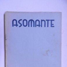 Libros de segunda mano: ASOMANTE 2. SAN JUAN DE PUERTO RICO 1956. Lote 168690992