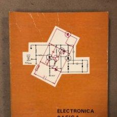 Libros de segunda mano: ELECTRÓNICA BÁSICA (VOL.2). E. AZACETA Y J. MARTÍN. EDITADO EN 1973. ILUSTRADO. 300 PÁGINAS.. Lote 168728533