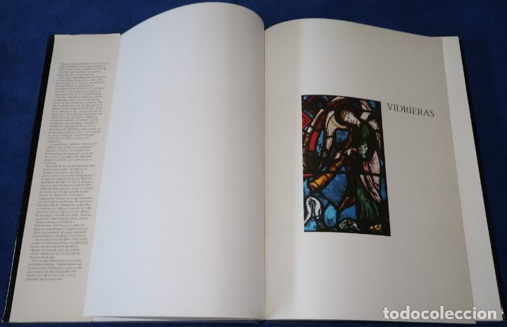Libros de segunda mano: Vidrieras - Lawrence Lee - George Seddon - Francis Stephens - Ediciones Destino (1987) - Foto 2 - 168743828