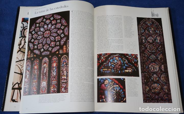 Libros de segunda mano: Vidrieras - Lawrence Lee - George Seddon - Francis Stephens - Ediciones Destino (1987) - Foto 6 - 168743828