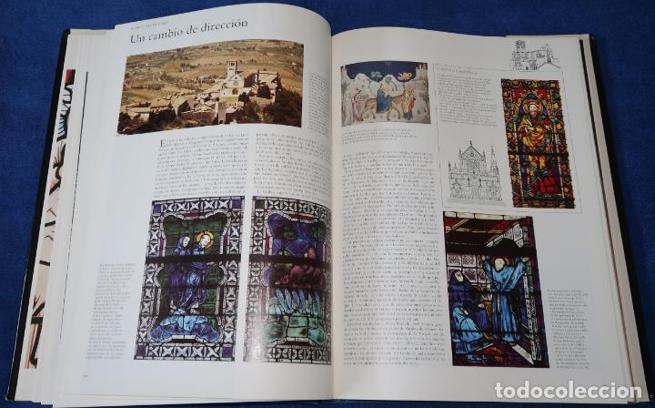 Libros de segunda mano: Vidrieras - Lawrence Lee - George Seddon - Francis Stephens - Ediciones Destino (1987) - Foto 7 - 168743828