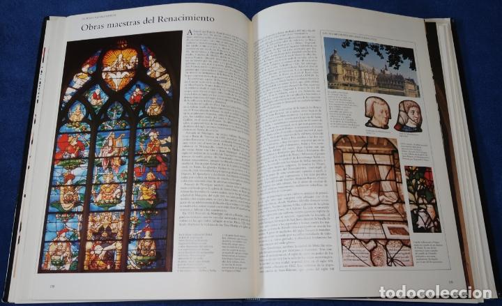 Libros de segunda mano: Vidrieras - Lawrence Lee - George Seddon - Francis Stephens - Ediciones Destino (1987) - Foto 8 - 168743828