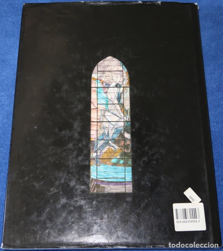Libros de segunda mano: Vidrieras - Lawrence Lee - George Seddon - Francis Stephens - Ediciones Destino (1987) - Foto 9 - 168743828