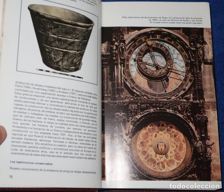 Libros de segunda mano: GUIA DE RELOJES ANTIGUOS - BERESFORD HUTCHINSON - GRIJALBO (1986) - Foto 3 - 168744496