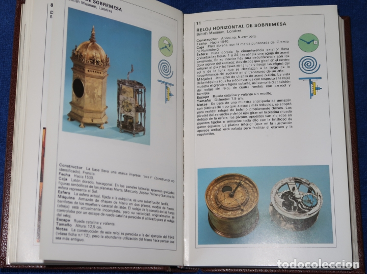 Libros de segunda mano: GUIA DE RELOJES ANTIGUOS - BERESFORD HUTCHINSON - GRIJALBO (1986) - Foto 4 - 168744496