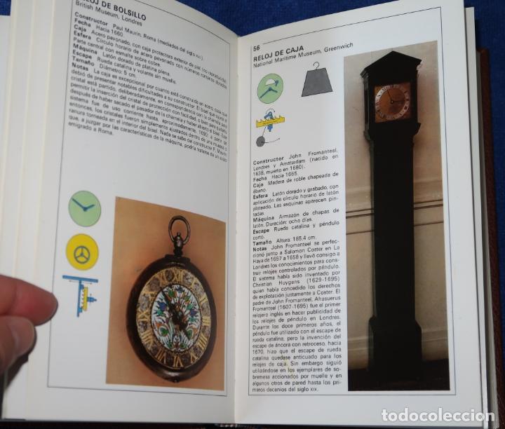 Libros de segunda mano: GUIA DE RELOJES ANTIGUOS - BERESFORD HUTCHINSON - GRIJALBO (1986) - Foto 5 - 168744496