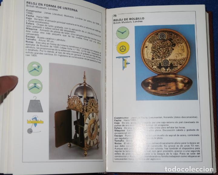 Libros de segunda mano: GUIA DE RELOJES ANTIGUOS - BERESFORD HUTCHINSON - GRIJALBO (1986) - Foto 6 - 168744496